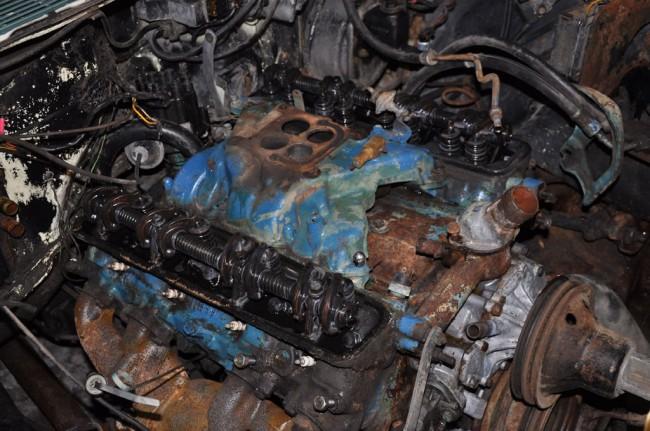 Engine Clean Up  U2013 60buick Com  U2013 Restoration Of A 1960