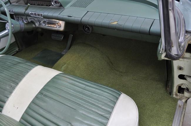 Front Carpet