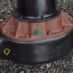Rear Axle Housing and Differential Markings