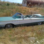 1960 Buick in Fries Field
