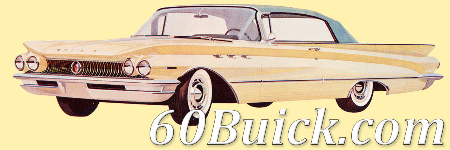 60Buick.com – Restoration of a 1960 Buick Invicta Convertible