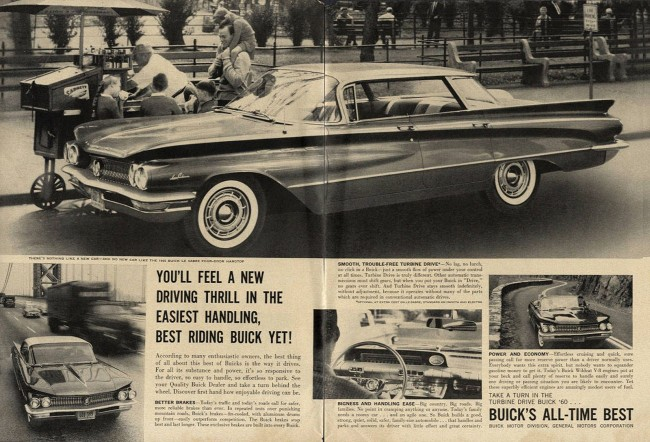 paper - ad - Buick's all-time best