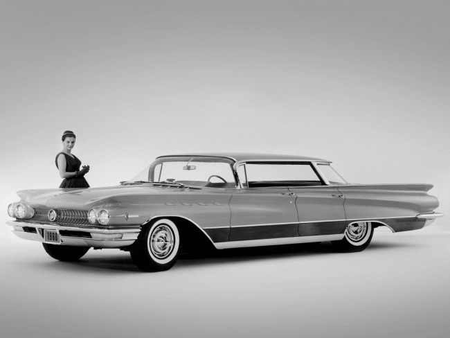 photo - 1960 Buick Electra Sport Sedan